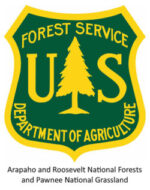 Arapaho and Roosevelt National Forest Logo