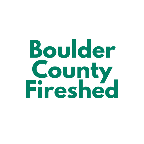 Boulder County Fireshed